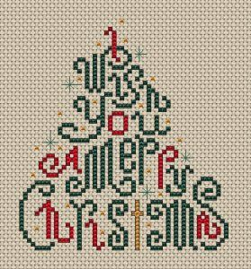 image result for free christmas cross stitch patterns - Free Christmas Cross Stitch Patterns