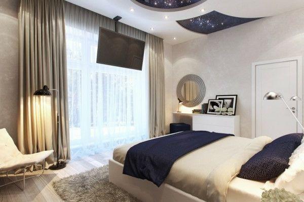 Kleines Schlafzimmer modern gestalten - Designer Lösungen ...