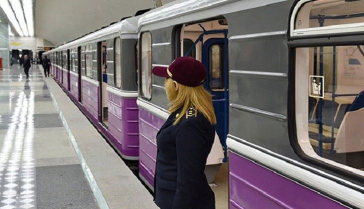 Bakı metrosunun fəaliyyəti məhdudlaşdırılır