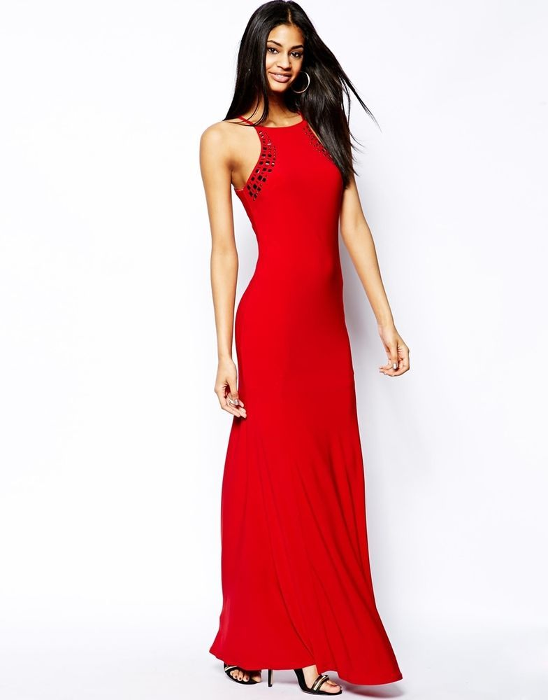 Red Prom Dresses Under 50.00