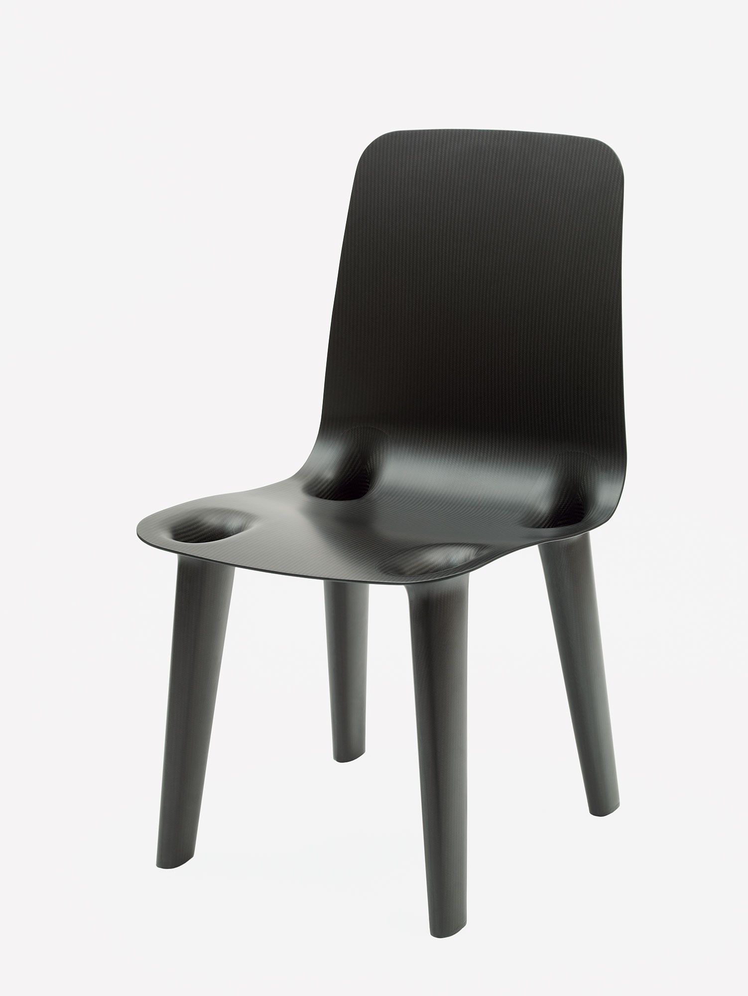 Jonathan Muecke Carbon Fiber Chair It looks like nori Furniture & Housewares Pinterest