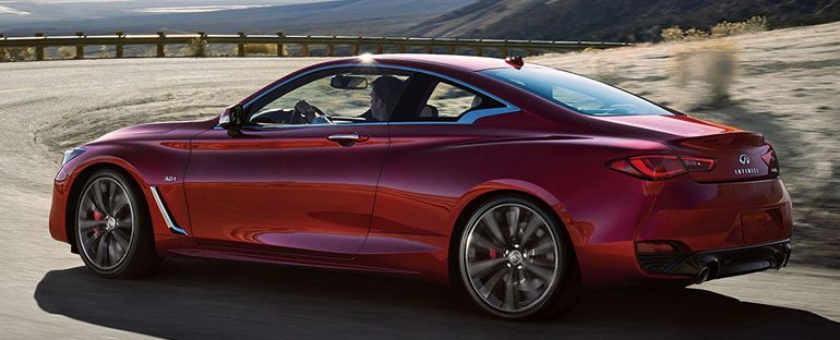 The All New Redesigned 2017 Infiniti Q60