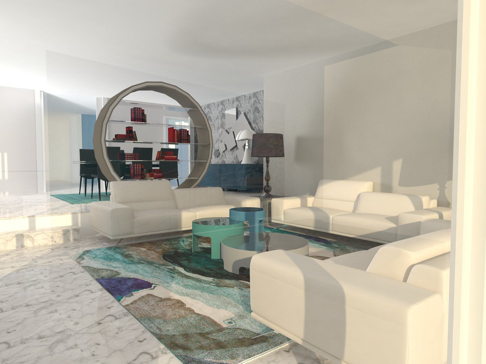 Biblioteca Omega Sofa Presence Mesas Cuba Libre | Projectos para ...
