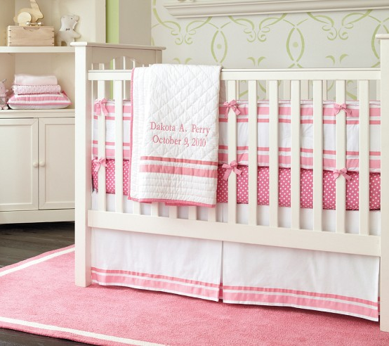 Pottery Barn Kids Sydney Nursery bedding sets
