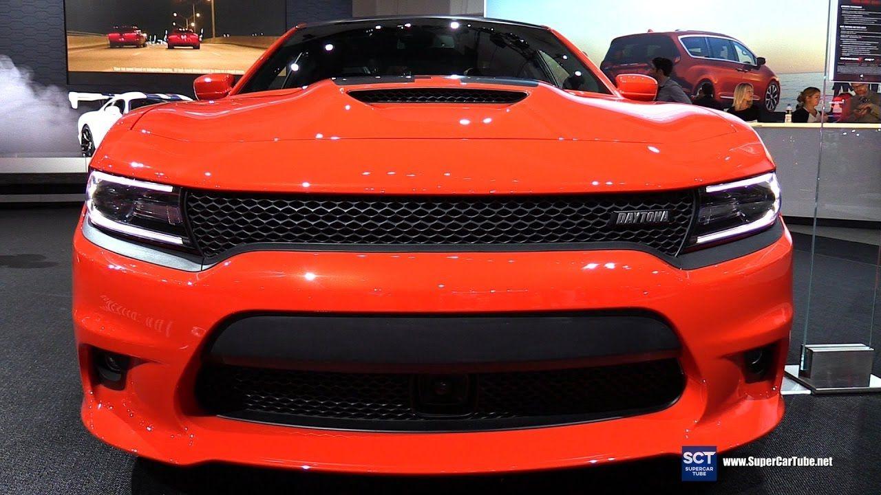 2017 Dodge Charger Daytona 392 HEMI Exterior and Interior