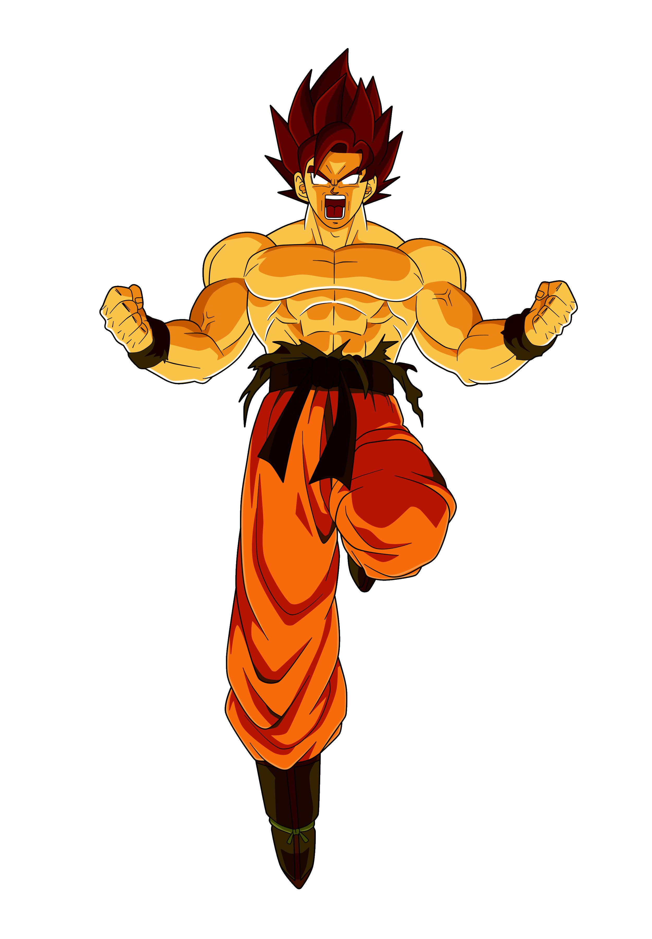 Transformaciones De Goku | Dragon Ball | Goku, Super saiyan