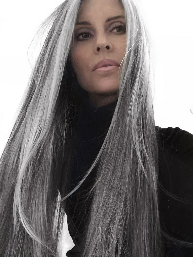 Grey hair picture 76