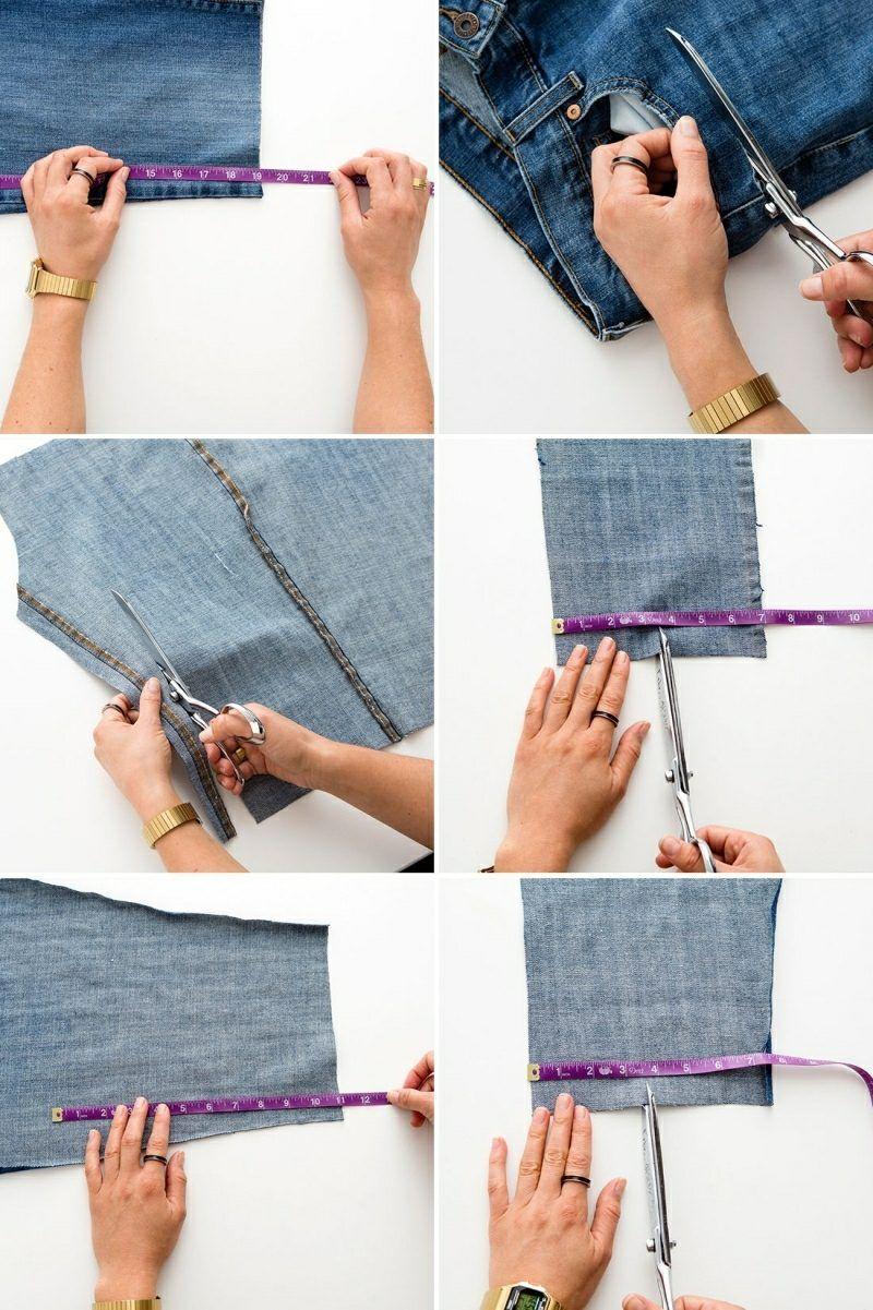 Was Kann Man Aus Alten Jeans Machen Inspirierende Diy Ideen