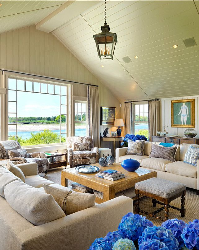 Coastal Interiors Beautiful Coastal Interiors Love the coastal