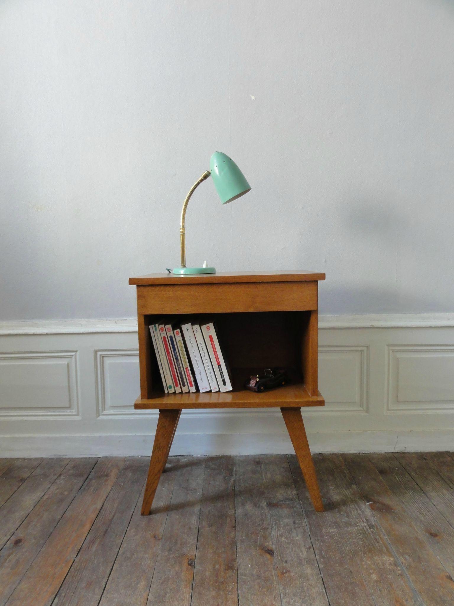 Unique De Table Basse Style Vintage Des Idées