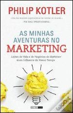 As Minhas Aventuras No Marketing Livros Administracao Livros E
