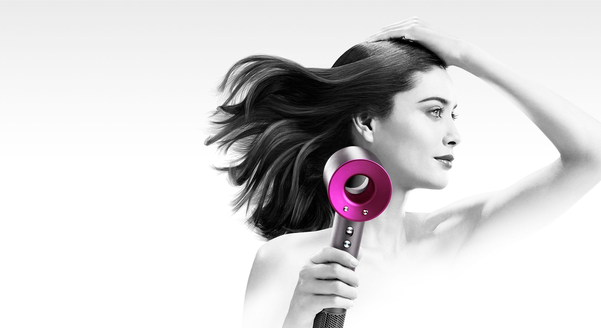 The Dyson Supersonic™ hair dryer Hair dryer brands