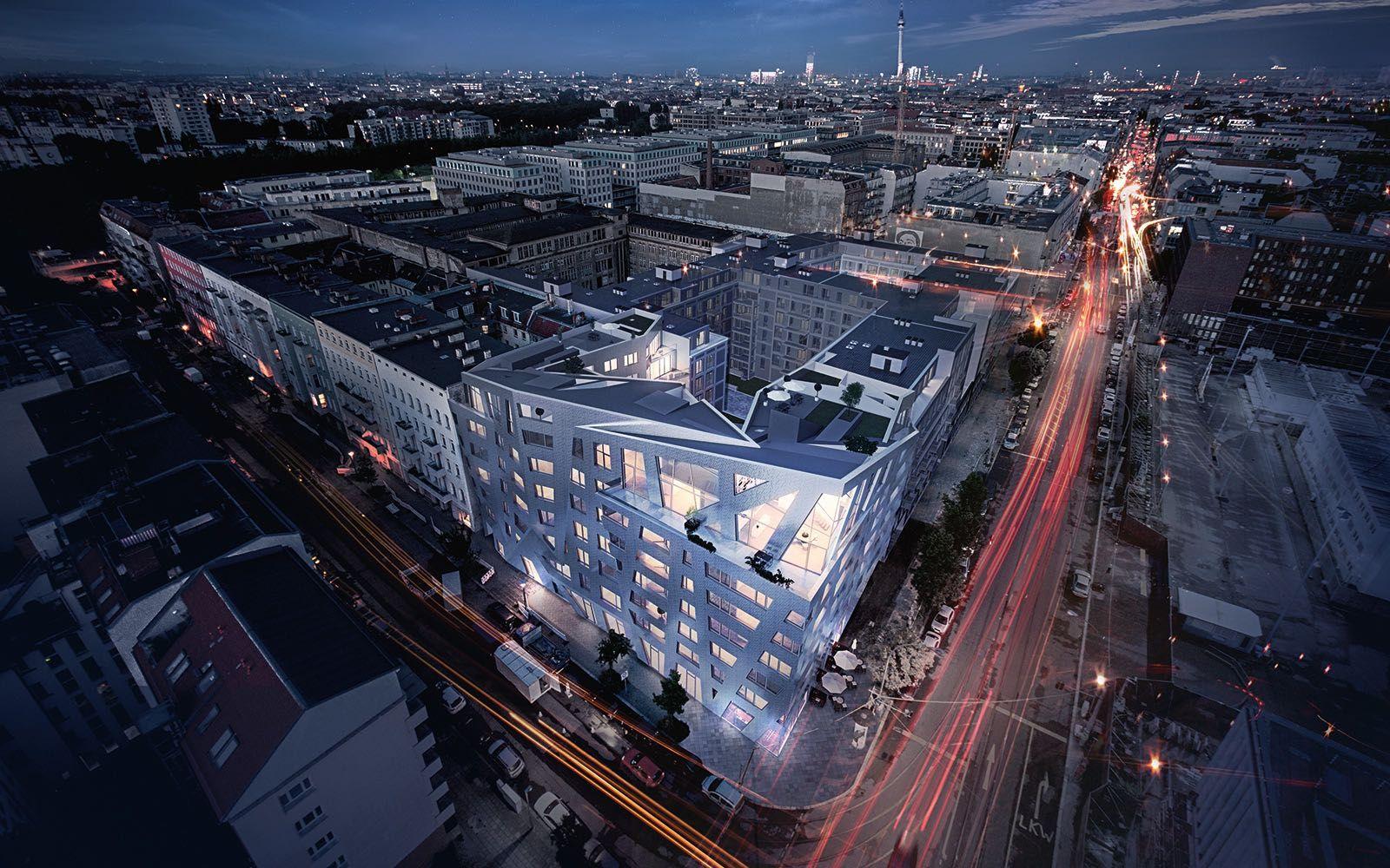 Erkunde Daniel Libeskind Berliner Mauer und noch mehr
