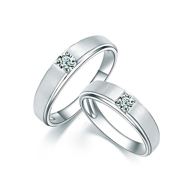Verighete Aur La Comanda Diamante Adam Eve Bijuterii Adam