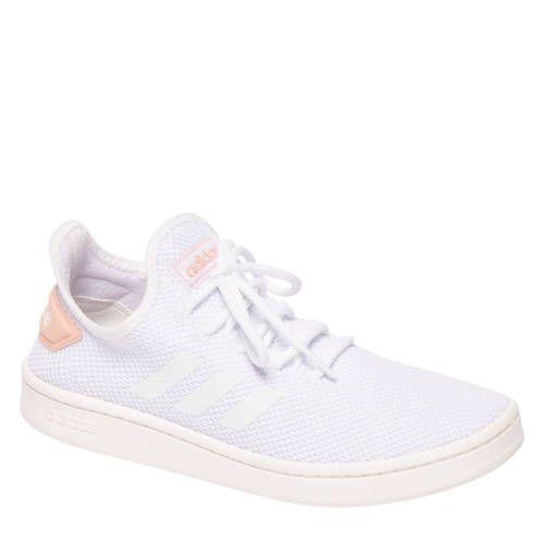 Court Adapt sneakers wit/roze - Adidas originals, Schoenen ...