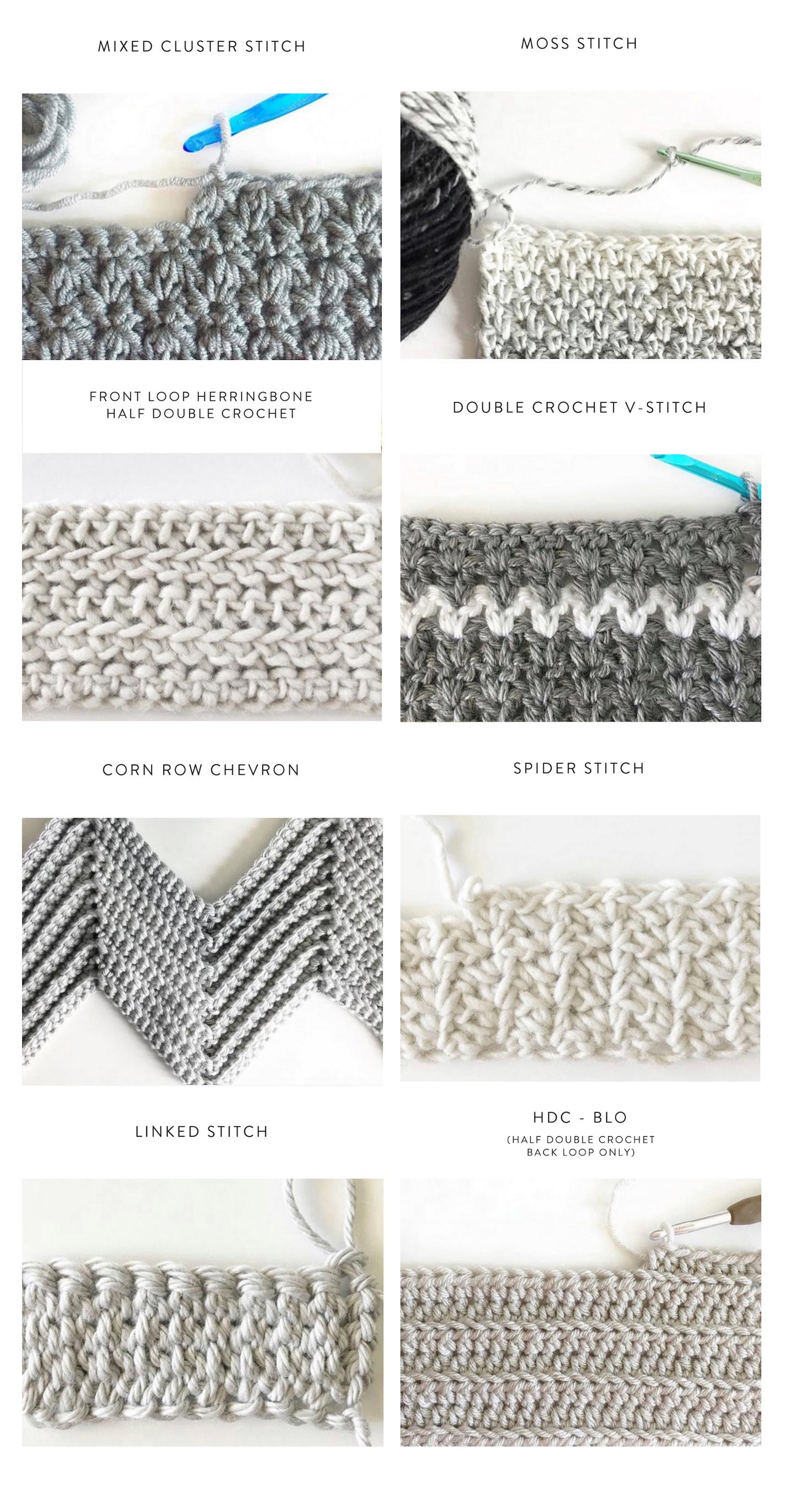 10 Amazing Make Crochet Look Like Knitting The Waistcoat Stitch Ideas In 2020 Crochet Stitches Crochet Stitches Tutorial Crochet Tutorial