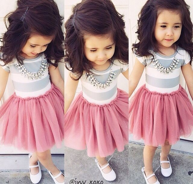High fashion baby girl clothes 64