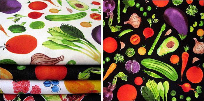 """""""Metro Market"""" fabric collection for Robert Kaufman by © Margaret Berg.  www.margaretbergart.com  For sale at RobertKaufman.com"""