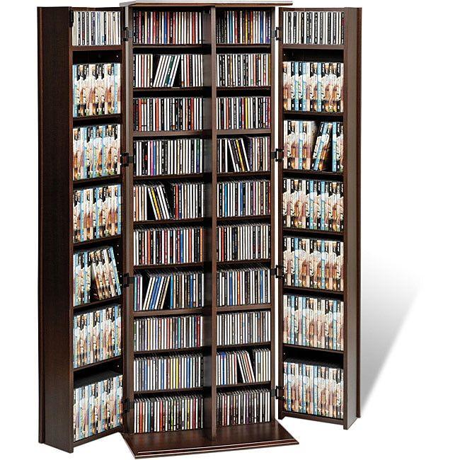 Luxury Large Media Storage Cabinet