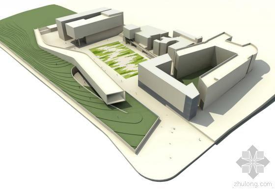 Ben Gurion大学入口广场图解 Ben Gurion大学入口广场第9张图片 With Images Landscape Architecture Architecture Master Plan
