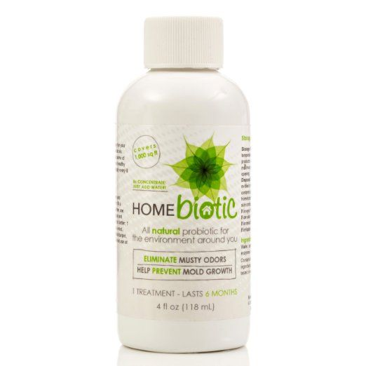 "Homebioticâ""¢ 4oz Concentrate Probiotic Spray for the Environment"