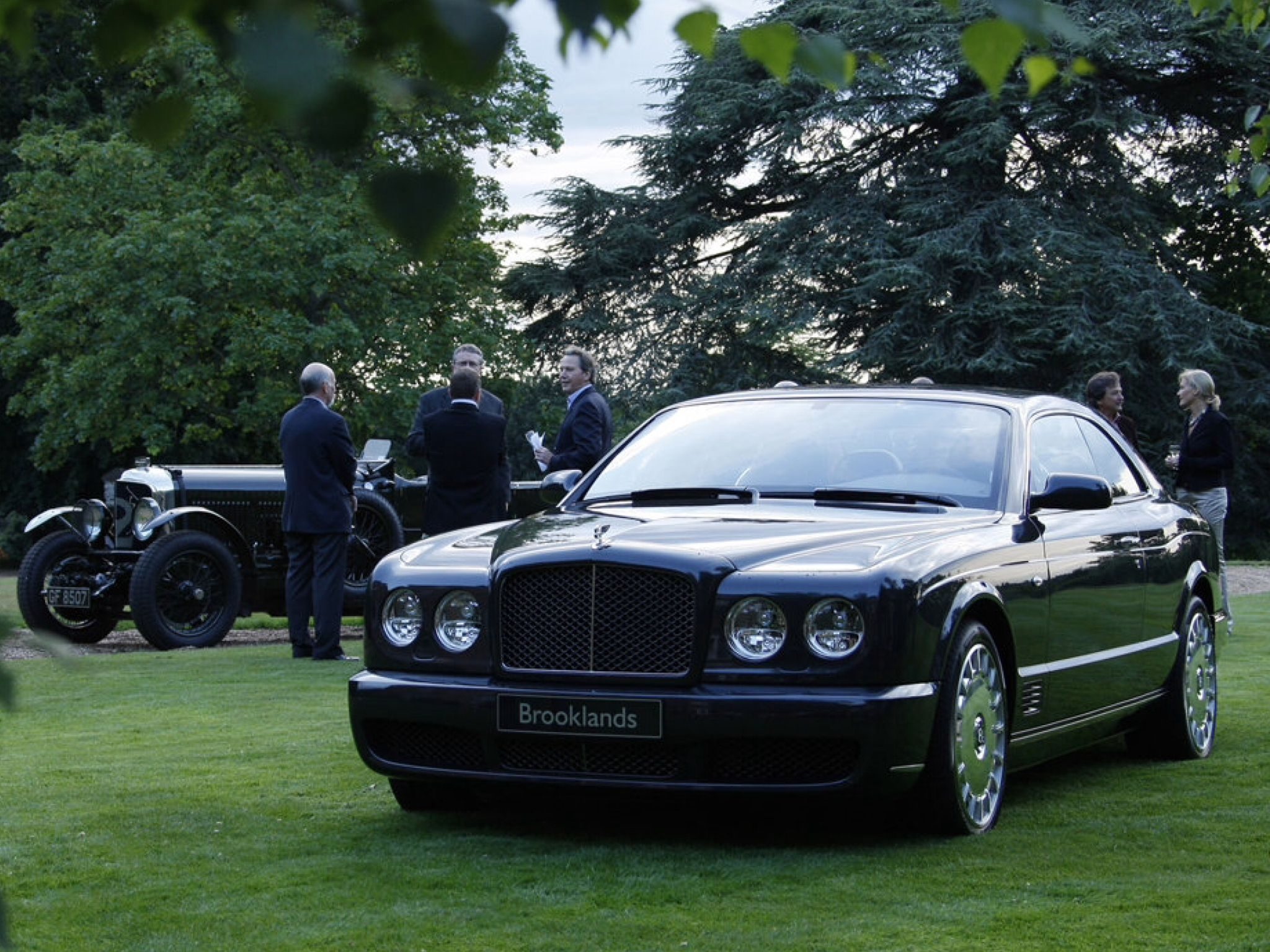 Bentley brooklands Bentley
