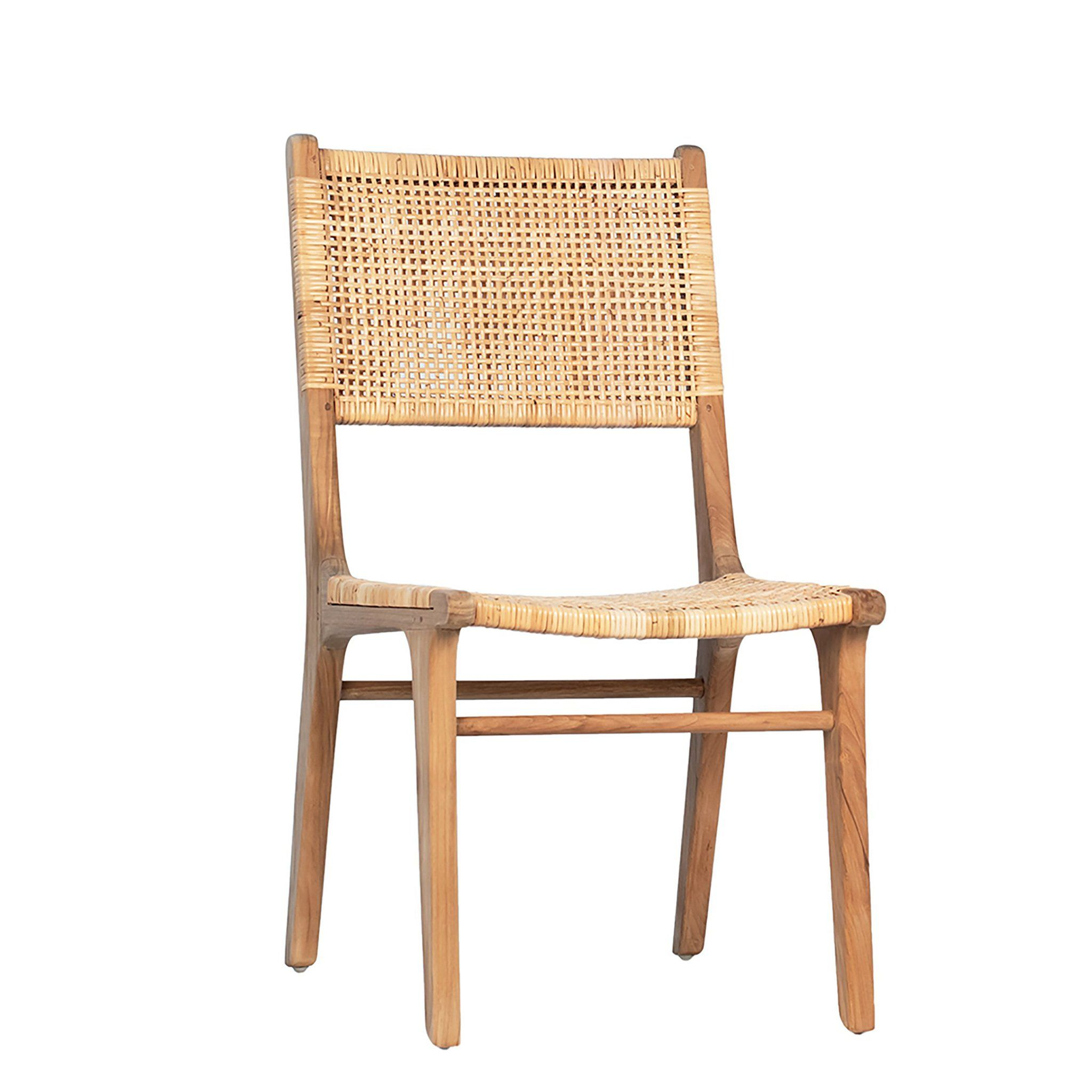Emo Dining Chair In 2021 Wicker Dining Chairs Teak Dining Chairs Dining Chairs