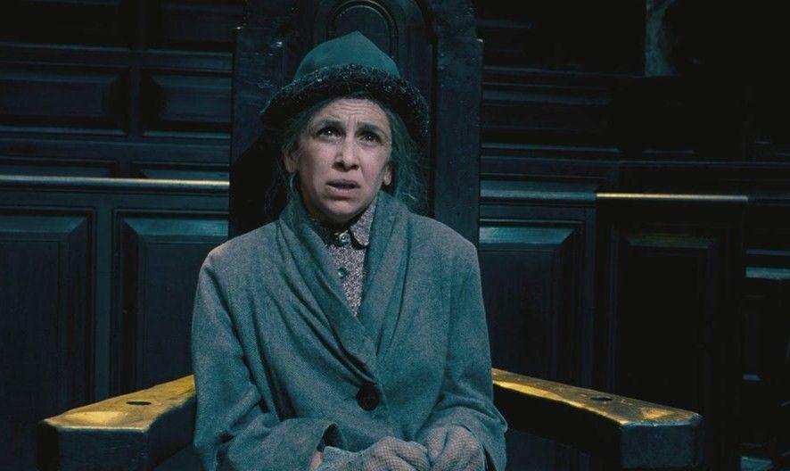 Harry Potter Fans Arabella Figg Is Starring In Kafka S Monkey Orderofthephoenix