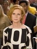 Cynthia Nixon as Miranda Hobbs - SATC (II...?) love the look!