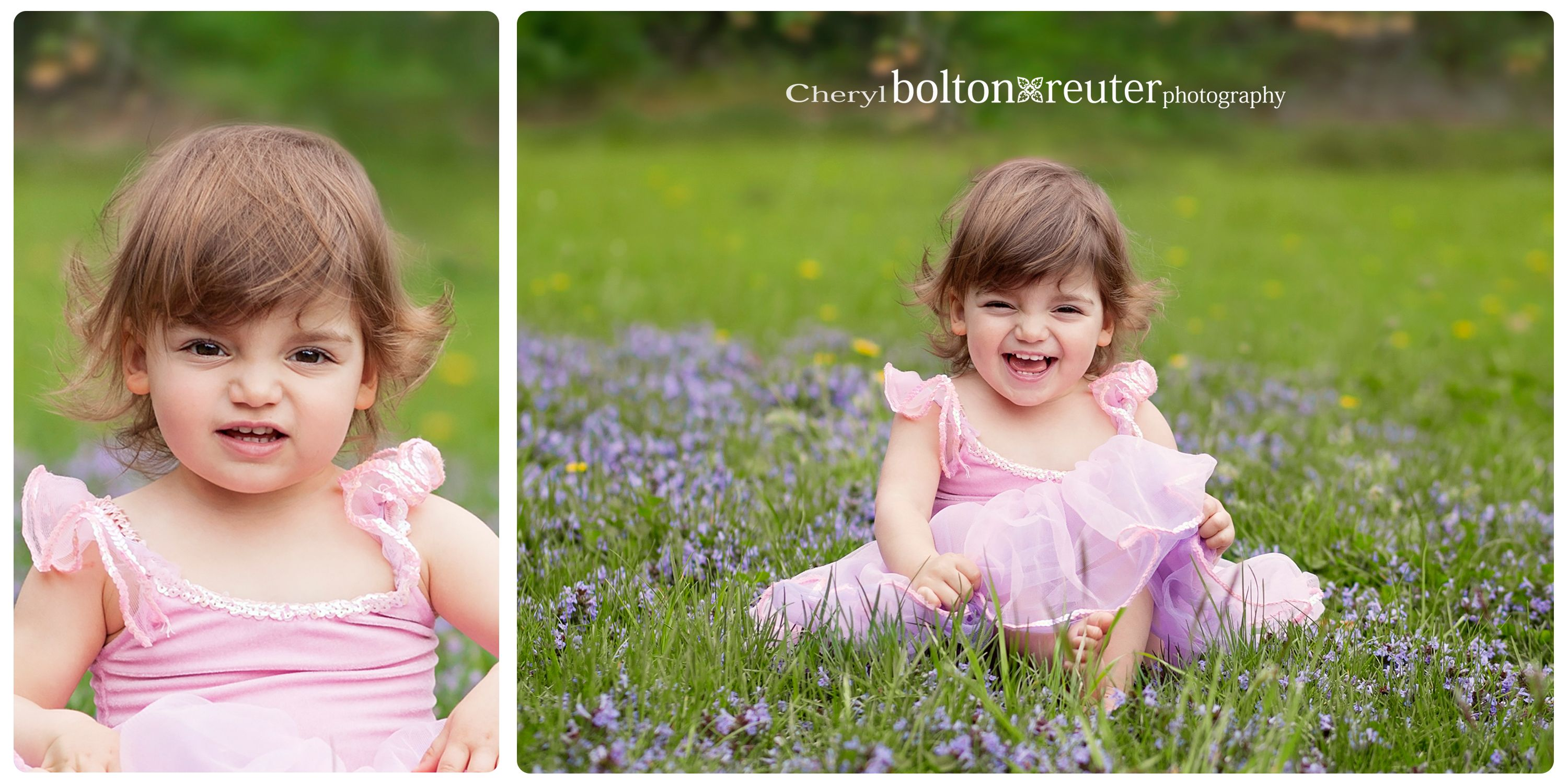 My precious 2 yr old baby girl :) Spring children's photo sessions.