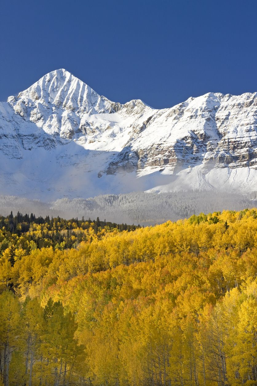 Colorado Is Home To Some Of The Most Beautiful And Diverse Landscapes Check Out This Stunning Sho Colorado Photography Mountain Photography Telluride Colorado