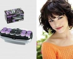 Best Hot Rollers For Short Wavy Thick Hair Thick Hair Styles Bob Hairstyles For Thick Straight Thick Hair