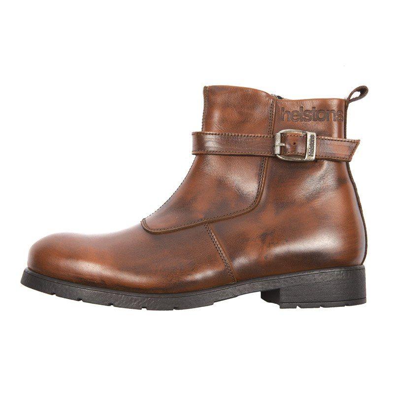Demi bottes Helstons URBAN TAN | Chaussure, Bottes homme