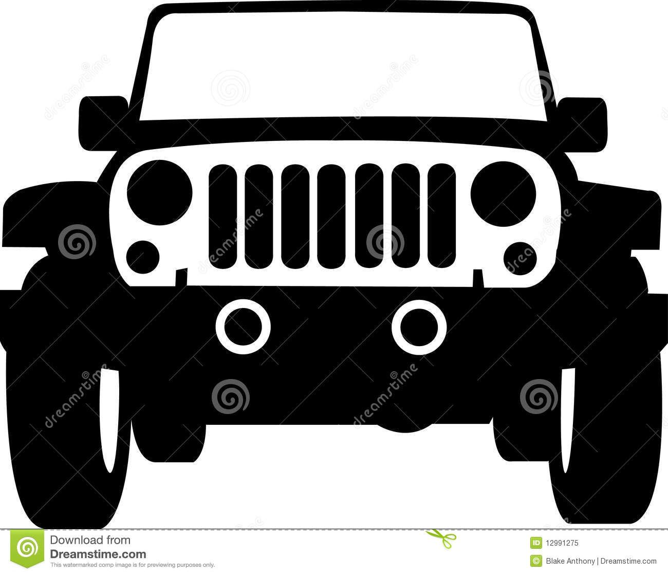 Jeep Truck Outline Download From Over 59 Million High Quality