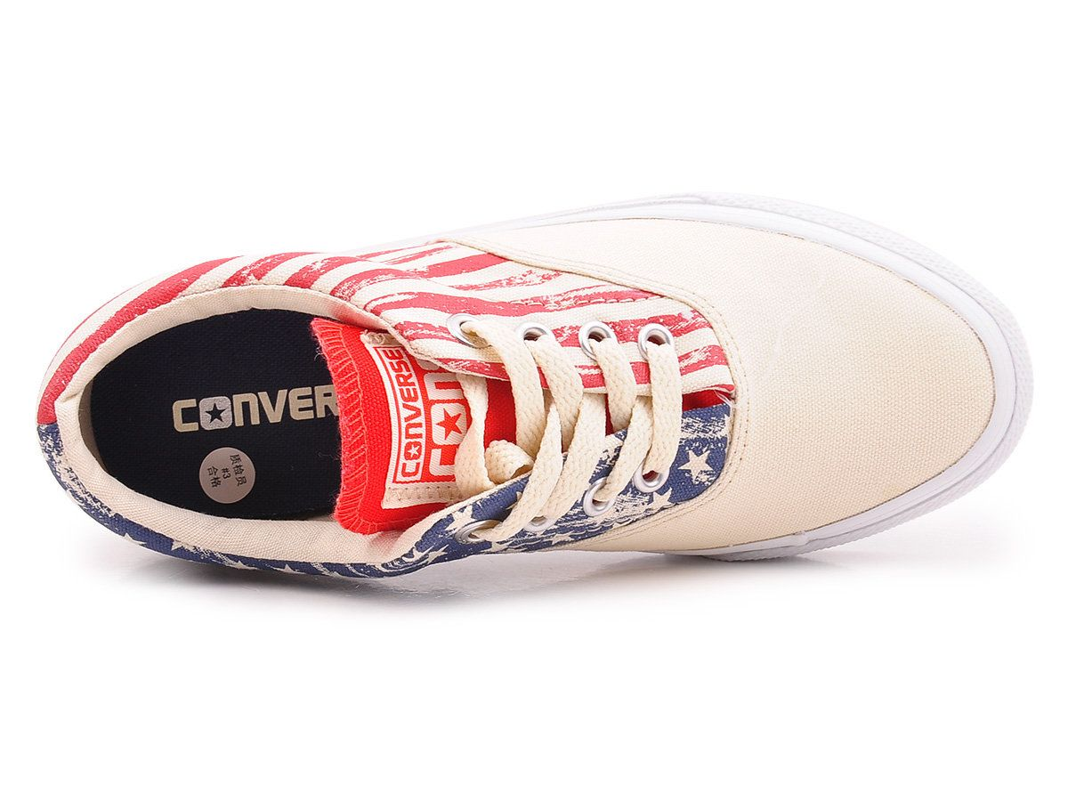 Fashion stitching light breathable leisure vulcanized canvas shoes CS143989 #converse #shoes