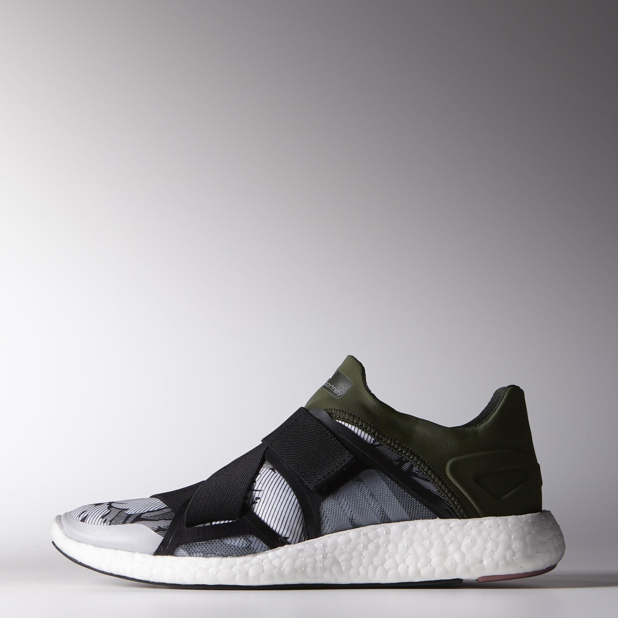 promo code 1cebb 70dda Sheer and streamlined, the adidas by Stella McCartney Pure Boost Shoes  equip your run with