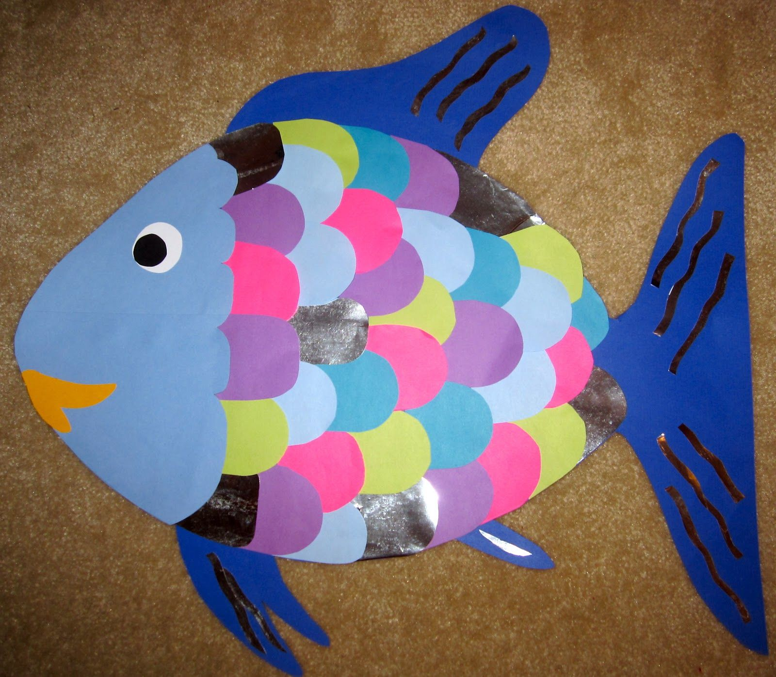 Adventures Of Ms Smith Rainbow Fish A Lesson On Friendship Freebie Included