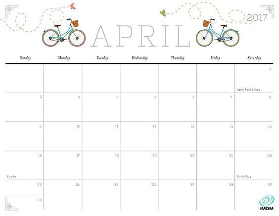 25 FREE Printable Calendars | Free printable calendar, Printable ...