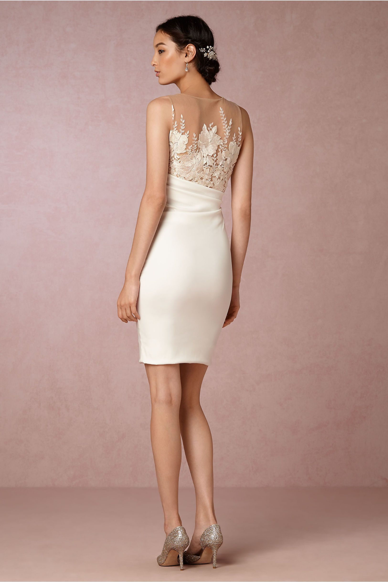 BHLDN Beverly Dress in New | BHLDN | madrina | Pinterest