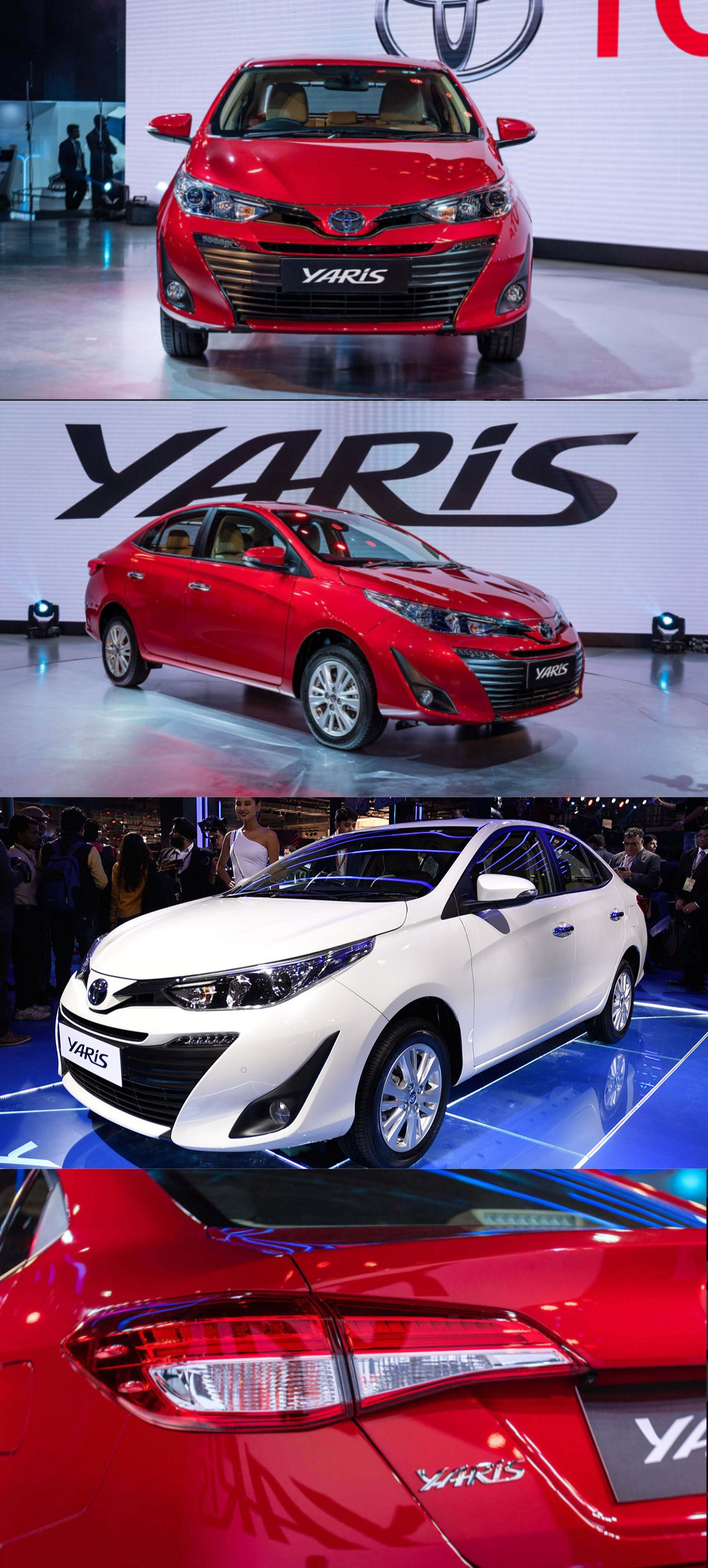 Toyota Yaris Introduced With A Price Tag Rs 8 75