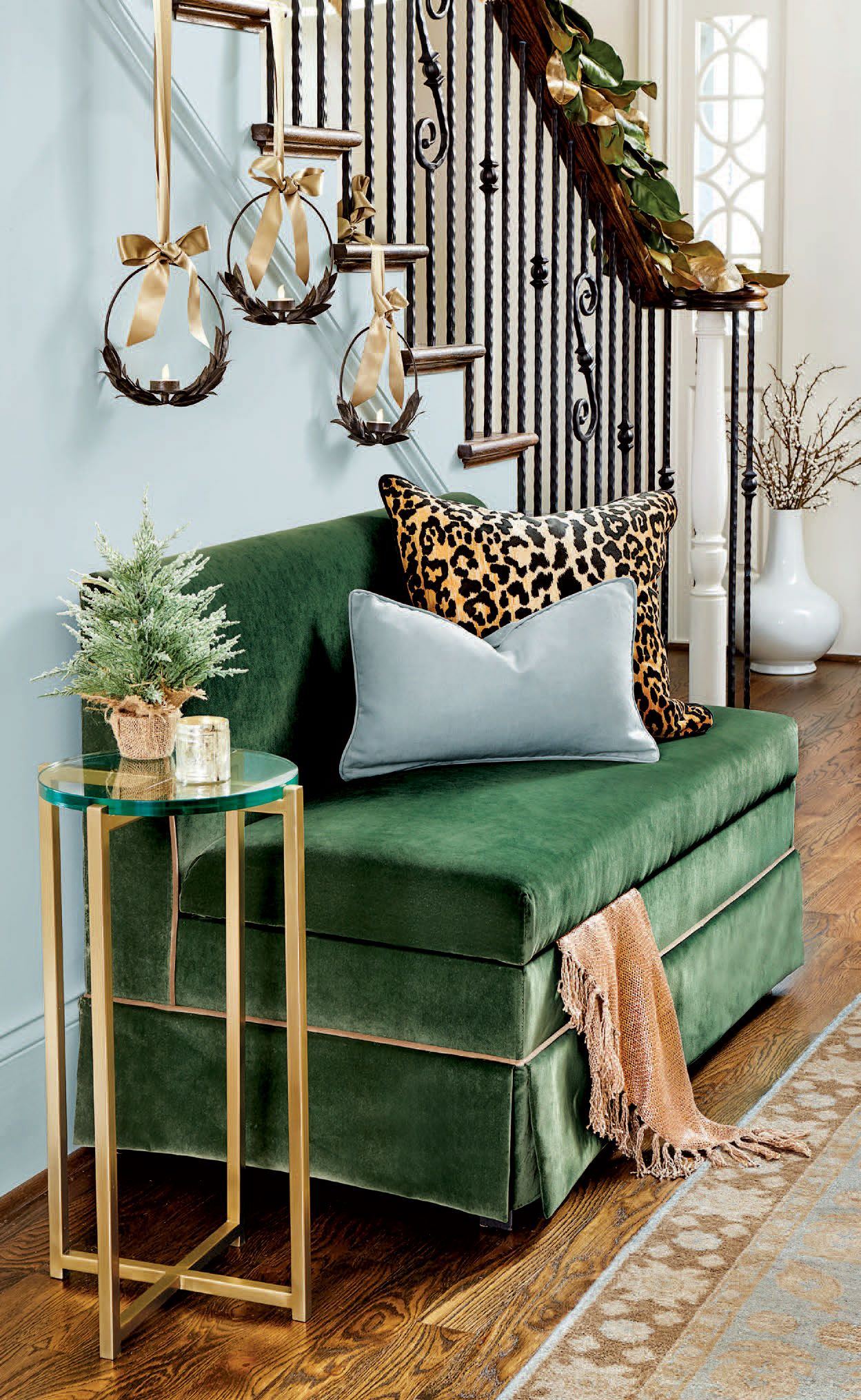 Luxury Entry Way Storage Bench