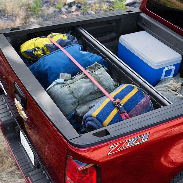 2015 Colorado Adjustable Bed Divider 22937756 Chevy Colorado Chevy Colorado Accessories 2015 Chevy Colorado