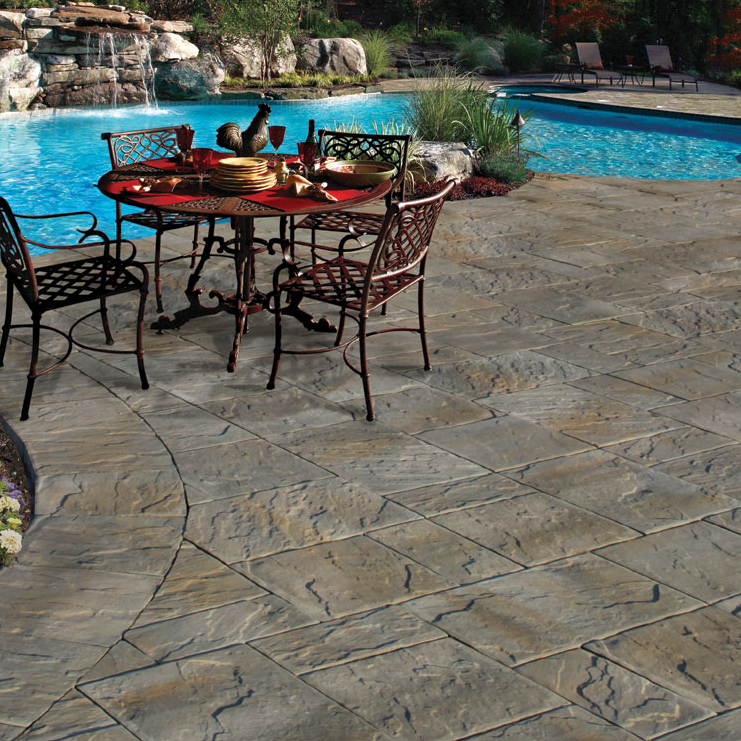 pool pavers by cambridge pools pinterest pool pavers