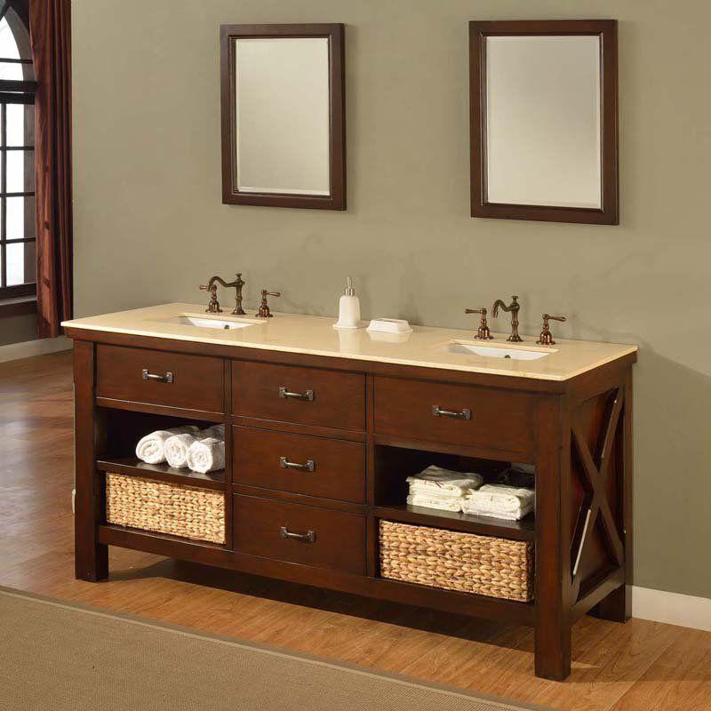 Direct Vanity Sink Xtraordinary Spa 70d1 70 In Double Bathroom Wbk