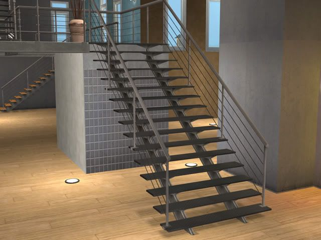 Repository Holy Simoly Stairs (Modern And Industrial)