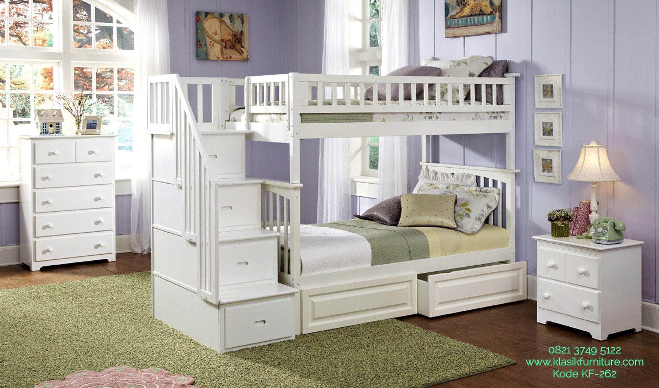 Cara Membuat Tempat Tidur Di Atas