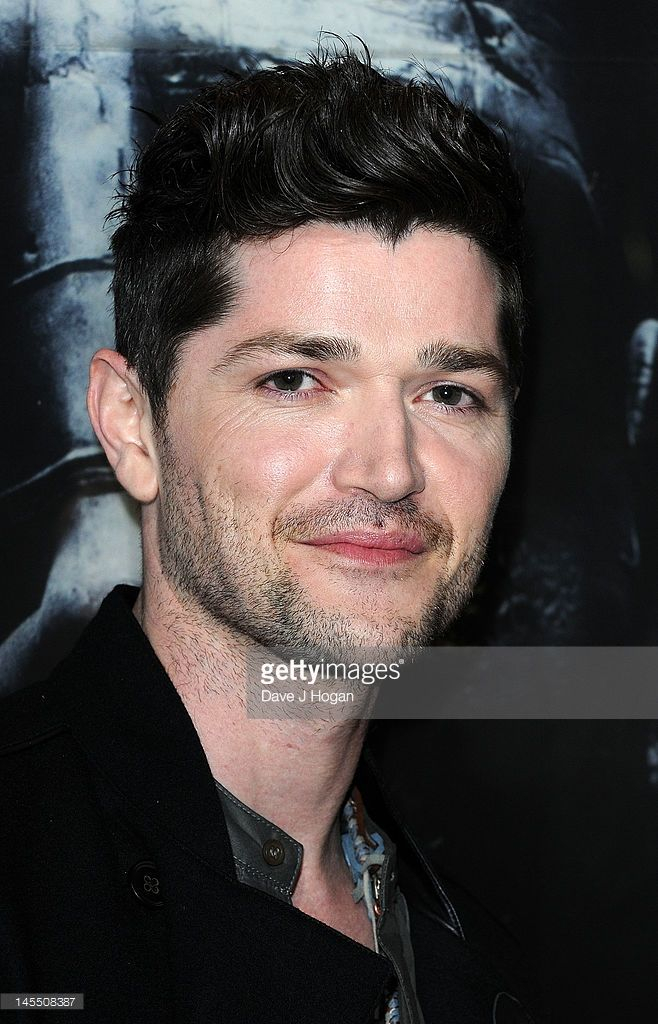 Danny O'Donoghue attends the world premiere of Prometheus at Empire Leicester…