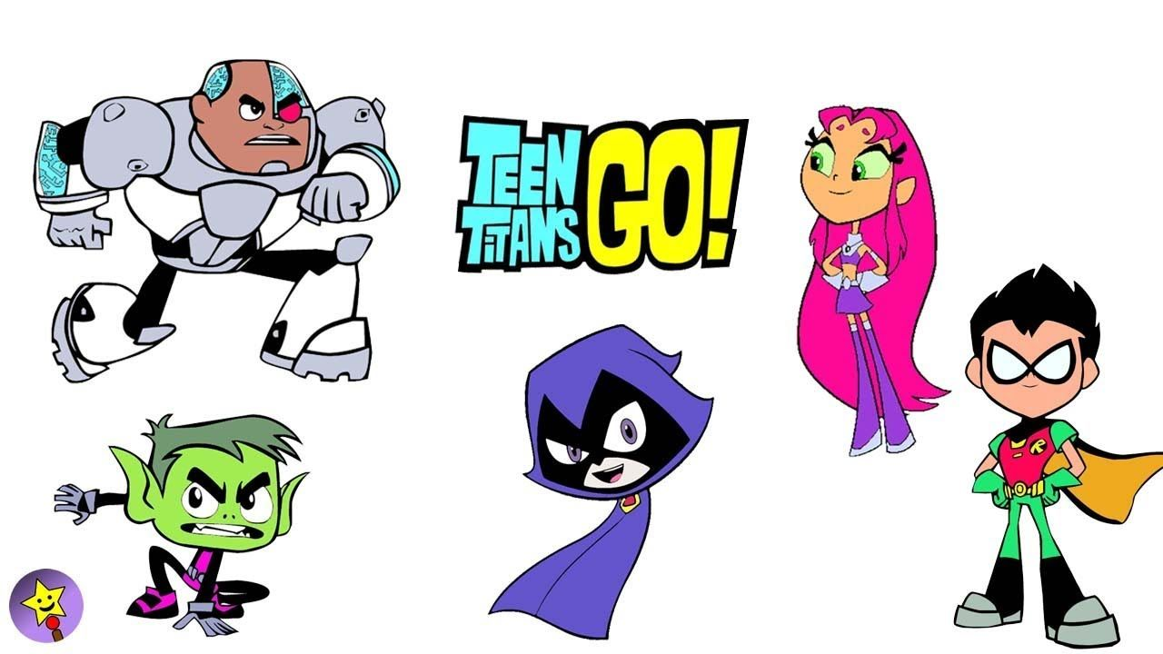 Pin On Teentitans