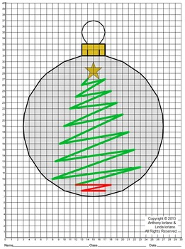 This Coordinate Graphing Project Is Fun For The Student And Makes A Great Bulletin Board Idea As Wel Coordinate Graphing Graphing Project Mystery Picture Graph
