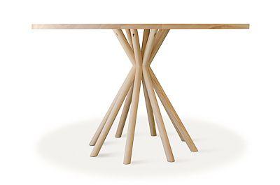 LYHTY | pyöreä pöytä.